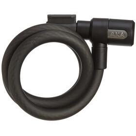 Axa Newton 120 Spiralkabelschloss schwarz